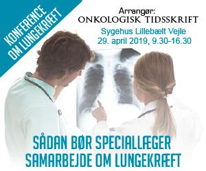 Konference om lungekræft